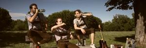 Musikvideo: Die Spritbuam